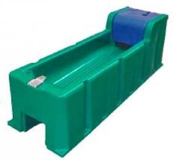 Незамерзающая поилка-ванна с быстрым сливом воды модель 6523