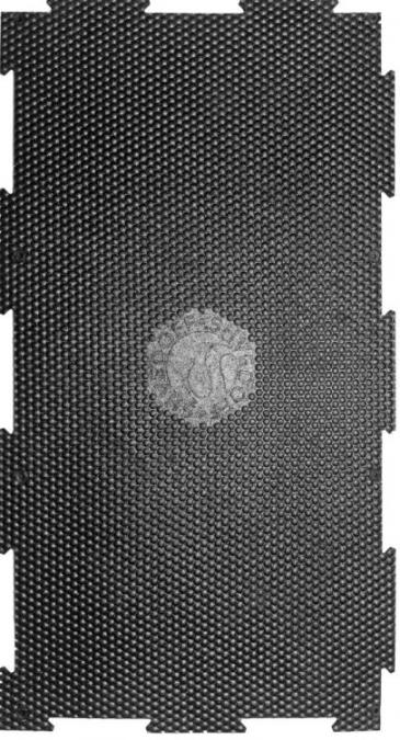 Мат резиновый  1279х700 пазл с четырех сторон (Белорусия)
