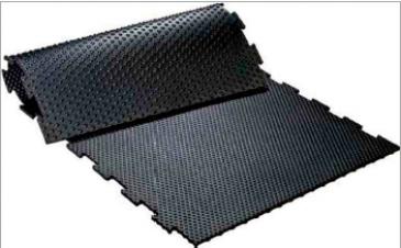 ergoMILK эргономичное покрытие для доильной ямы ergoMILK эргономичное покрытие для доильной ямы
