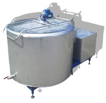 """Охладители молока открытого типа, серия """"Cold Pool Vertical»"""