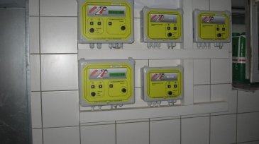 Система штор C3S с пазовой техникой (Германия)