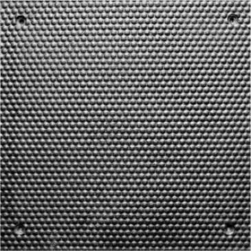 Мат резиновый  570х570