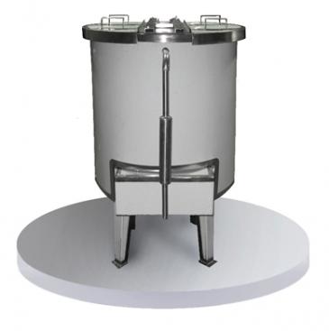 Ванны длительной пастеризации – ВДП, с электрическим нагревом и автоматическим блоком управления